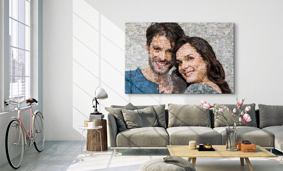 editar fotos mosaico apartamento
