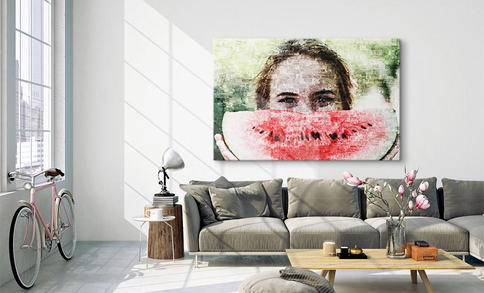 mosaico imagenes apartamento