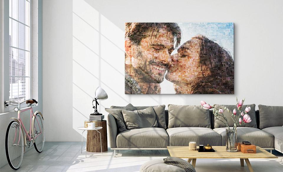 mosaico para varias fotos apartamento